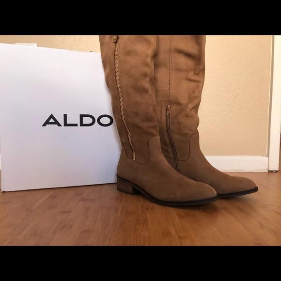 Aldo Shoes | Gaenna Boots Size 8 | Poshmark